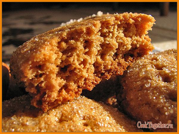 медовые коржики рецепт с фото