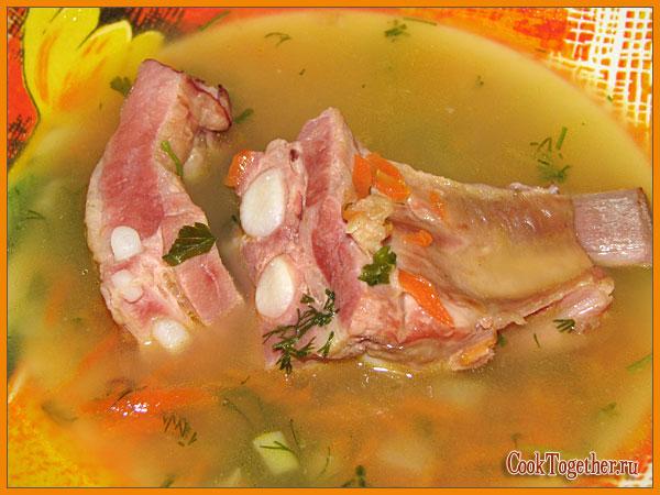 диета гороховый суп